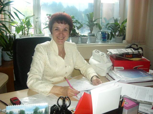 Dr. Galina Utkina - Vorsitzende der Initiative in ISTRA.